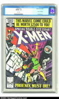 Modern Age (1980-Present):Superhero, X-Men #137 (Marvel, 1980) CGC NM/MT 9.8 White pages. This classicissue features the death of Phoenix with art by John Byrne...
