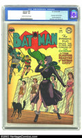 Golden Age (1938-1955):Superhero, Batman #84 (DC, 1954) CGC FN/VF 7.0 Cream to off-white pages. Catwoman cover and story. Two-Face appearance. Overstreet 2002...