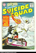 Silver Age (1956-1969):Adventure, The Brave and the Bold #26 (DC, 1959) Condition: VG-. 2nd appearance of the Suicide Squad. Overstreet 2002 GD 2.0 value = $3...