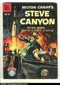 Silver Age (1956-1969):Adventure, Four Color #939 (Dell, 1958) Condition: VG/FN. Milton Caniff's Steve Canyon. Overstreet 2002 FN 6.0 value = $15....