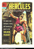 Silver Age (1956-1969):Adventure, Four Color #1006 and #1111 Hercules (Dell, 1959) Condition: VG+. ...