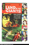 Silver Age (1956-1969):Adventure, Land of the Giants lot of # 1 and #3 (Gold Key, 1968). #1 is VF/NM, #3 is VG. Overstreet 2002 value for group = $30. ... (Total: 2 Comic Books Item)