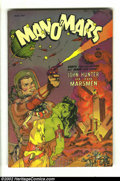 Golden Age (1938-1955):Science Fiction, Man O' Mars #1 (Fiction House, 1953) Condition: Apparent VG. Neatbook. Color touches. Overstreet 2002 GD 2.0 value = $40; F...