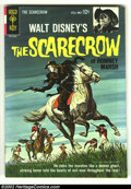 Silver Age (1956-1969):Horror, Scarecrow of Romney Marsh #1 (Gold Key, 1964) Condition: VF.Overstreet 2002 VF 8.0 value = $26....