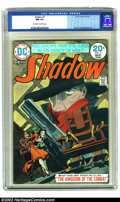 Bronze Age (1970-1979):Miscellaneous, The Shadow #3 (DC, 1974) CGC NM 9.4 Off-white to white pages.Kaluta and Wrightson art. Overstreet 2002 NM 9.4 value = $20....