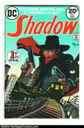 Bronze Age (1970-1979):Miscellaneous, The Shadow lot of #1 - #3 (DC, 1974) Condition: VF/NM. Overstreet2002 value for group = $50.... (Total: 3 Comic Books Item)
