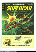Silver Age (1956-1969):Science Fiction, Supercar #1 (Gold Key, 1962) Condition: VG/FN. Overstreet 2002 FN 6.0 value = $65....