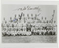 Autographs:Photos, 1931 New York Yankees Team Photograph Signed by 6. In the firstyear of his legendary run as skipper of the New York Yankee...