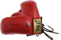 Boxing Collectibles:Autographs, Muhammad Ali Signed Pair of Boxing Gloves. Each of this pair ofEverlast full size boxing gloves sports a neat sharpie appl...