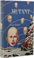 Books:First Editions, Lewis Padgett: Mutant. (New York: Gnome Press, 1953), firstedition, 210 pages, blue cloth with dark blue lettering on s...