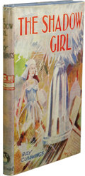 Books:Signed Editions, Ray Cummings Signed: The Shadow Girl. (London: Gerald G. Swan, 1946), first edition, 186 pages, bound in light blue clot...