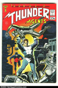 Silver Age (1956-1969):Superhero, T.H.U.N.D.E.R. Agents lot of 1-7 complete (Tower, 1960s) Condition: averages FN. Nice set of giants. 1-7 complete. Overstree... (Total: 7 Comic Books Item)