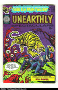 Silver Age (1956-1969):Horror, Unearthly Spectaculars #1 (Harvey, 1965) Condition: VG/FN. ...