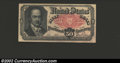 Fractional Currency:Fifth Issue, Fifth Issue 50c, Fr-1380, CU. Solitary pinholes at left and ...