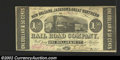 Obsoletes By State:Louisiana, 1861 $1.50 New Orleans, Jackson & Great Northern Rail Road ...