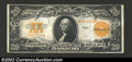 Large Size:Gold Certificates, 1922 $20 Gold Certificate, Fr-1187, VF-XF. Excellent ...