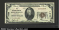 National Bank Notes:Kentucky, Middlesborough, KY - $20 1929 Ty. 1 National Bank of ...