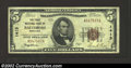 National Bank Notes:Maryland, Baltimore, MD - $5 1929 Ty. 1 First National Bank of ...