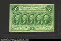 Fractional Currency:First Issue, First Issue 50c, Fr-1312, CU. This first issue type note with ...