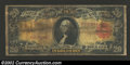 Large Size:Gold Certificates, 1905 $20 Gold Certificate, Fr-1179, Good-VG. Probably VG or ...