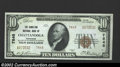 National Bank Notes:Tennessee, Chattanooga, TN - $10 1929 Ty. 2 Hamilton National Bank ...