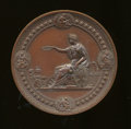 Expositions and Fairs, Large 1876 U.S. International Centennial Exhibition Award Medal, AU58 Uncertified....