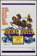 "Movie Posters:Action, The Viking Queen (20th Century Fox, 1967). One Sheet (27"" X 41"").Action...."
