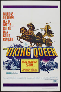 """The Viking Queen (20th Century Fox, 1967). One Sheet (27"""" X 41""""). Action"""