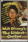 """Movie Posters:Drama, The Littlest Outlaw (Buena Vista, 1955). One Sheet (27"""" X 41""""). Drama...."""