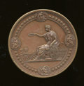 Expositions and Fairs, 1876 Centennial Commission Service Medal....