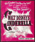 Movie Posters:Animated, Cinderella (Buena Vista, R-1957). Pressbook (Multiple Pages).Animated....