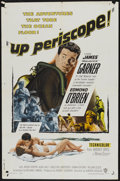 "Movie Posters:War, Up Periscope (Warner Brothers, 1959). One Sheet (27"" X 41"").War...."