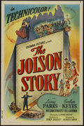 "Movie Posters:Drama, The Jolson Story (Columbia, 1946). One Sheet (27"" X 41"") Style B. Drama...."