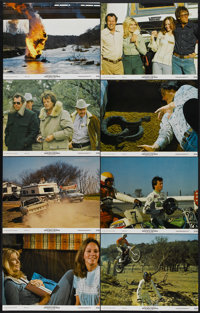 """Race with the Devil (20th Century Fox, 1975). Lobby Card Set of 8 (11"""" X 14""""). Horror.... (Total: 8 Items)"""