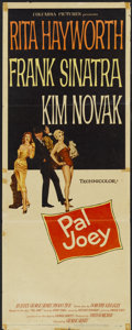 """Movie Posters:Musical, Pal Joey (Columbia, 1957). Insert (14"""" X 36""""). Musical...."""