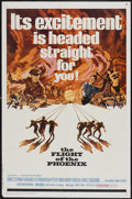 "Movie Posters:Adventure, The Flight of the Phoenix (20th Century Fox, 1966). One Sheet (27""X 41""). Adventure.. ..."