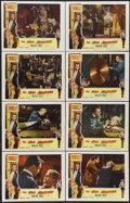 "Movie Posters:Horror, The Mad Magician (Columbia, 1954). Lobby Card Set of 8 (11"" X 14""). Horror.... (Total: 8 Items)"