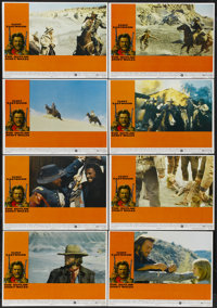 "The Outlaw Josey Wales (Warner Brothers, 1976). Lobby Card Set of 8 (11"" X 14""). Western.... (Total: 8 Items)"