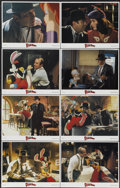 "Movie Posters:Animated, Who Framed Roger Rabbit (Buena Vista, 1988). Lobby Card Set of 8(11"" X 14""). Animated.... (Total: 8 Items)"