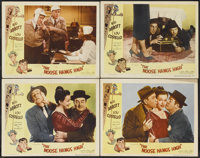 "The Noose Hangs High (Eagle Lion, 1948). Lobby Cards (4) (11"" X 14""). Comedy.... (Total: 4 Items)"