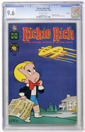 Silver Age (1956-1969):Humor, Richie Rich #62 File Copy (Harvey, 1967) CGC NM+ 9.6 Off-white pages....