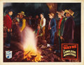"Movie Posters:Western, The Lawless Nineties (Republic, 1936). Lobby Card (11"" X 14"")...."