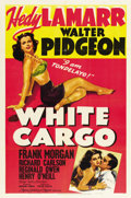 """Movie Posters:Drama, White Cargo (MGM, 1942). One Sheet (27"""" X 41"""") Style D...."""