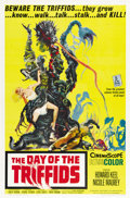 "Movie Posters:Science Fiction, The Day of the Triffids (Allied Artists, 1960). One Sheet (27"" X41"")...."
