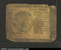 Colonial Notes:Continental Congress Issues, September 26, 1778, $40, Continental Congress Issue, CC-84, VG....