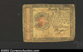 Colonial Notes:Continental Congress Issues, January 14, 1779, $20, Continental Congress Issue, CC-92, XF. ...