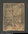 Colonial Notes:Connecticut, June 1, 1780, 20s, Connecticut, CT-231, VF. Counterfeit note ...