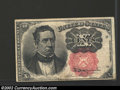 Fractional Currency:Fifth Issue, Fifth Issue 10c, Fr-1266, VF or so. This is a very well ...