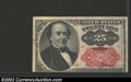Fractional Currency:Fifth Issue, Fifth Issue 25c, Fr-1309, VF-XF. An attractive Walker note ...