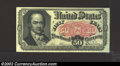 Fractional Currency:Fifth Issue, Fifth Issue 50c, Fr-1381, Gem CU. This Crawford note is very ...